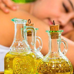 Арома-oil массаж