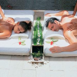 SPA-ритуал «Экзотическое свидание»